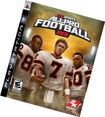 All Pro Football 2K8 - Playstation 3