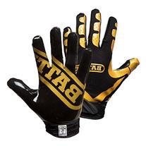 Battle Ultra-Stick Receiver Gloves, Youth Medium - Vegas