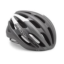 Giro Foray Bike Helmet - Matte Titanium/White Large