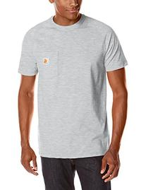 Carhartt Men's Force Cotton Short Sleeve T-Shirt Relaxed Fit