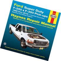 Ford Super Duty F-250 & F-350 Pick-ups 1999 Thru 2010:
