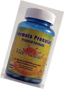 Formula Prenatal / Prenatal Formula Vida Natural 120 Tabs