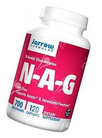 Jarrow Formulas - N-A-G -Acetyl-Glucosamine, 700 mg , 120