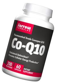 Jarrow Formulas Co-Q10, Promotes Cellular Energy Production