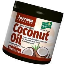 Jarrow Formulas Coconut Oil 100% Organic, for Cardiovascular