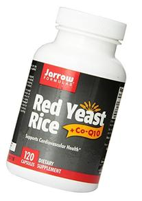 Jarrow Formulas Red Yeast Rice, Supports Cardiovascular