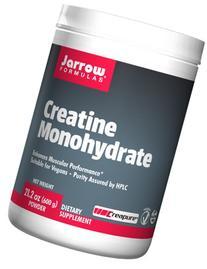 Jarrow Formulas Creatine Monohydrate Powder, Promotes