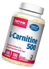 Jarrow Formulas L-Carnitine, Supports Enery, Cardiovascular