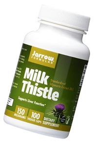 Jarrow Formulas Milk Thistle, Promotes Liver Health, 150 mg