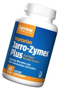 Jarrow Formulas Vegetarian Jarro-Zymes, 60 Capsules