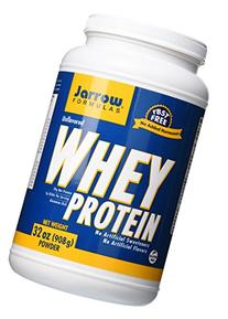 Jarrow Formulas Whey Protein, Supports Muscle Development,