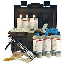 Foundation Crack Repair Kit - DIY Repair up to 30 Feet of