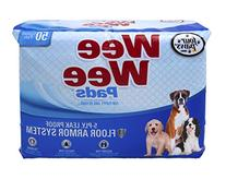 Four Paws Wee-Wee Pet Training and Puppy Pads,  50 Count,  22