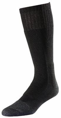 Fox River Military Wick Dry Maximum Mid Calf Boot Sock Black
