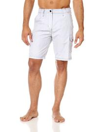 Oakley Mens Foxtrot Short, Light Grey, 36