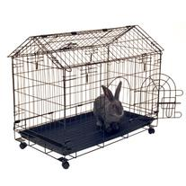 """Kennel-Aire """"A Frame Bunny House"""