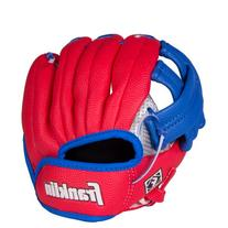 Franklin Sports Air Tech Left Handed Youth Baseball Glove, 9