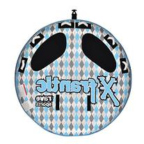 RAVE Sports 02407 X-Frantic 3-Rider Towable