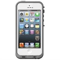 LifeProof fre Case for Apple iPhone 5 White & Gray