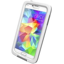 LIFEPROOF FRE Waterproof Case SG S5 in White/Grey