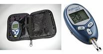 Abbott Freestyle Lite Blood Glucose Meter with Case