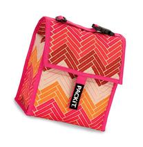 PackIt Freezable Lunch Bag, Chevron Pink
