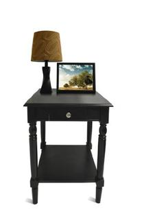 Convenience Concepts French Country End Table, Multiple