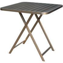 Boraam Fresca Polylumber Folding Table