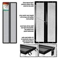 Zilla Fresh Air Screen Cover With Center Hinge 36 Inch L x