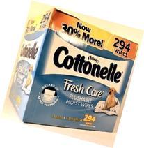 Cottonelle Fresh Care Flushable Moist Wipes - 294 ct
