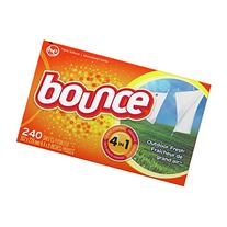 Bounce Outdoor Fresh Dryer Sheets and Fabric Softener, 240