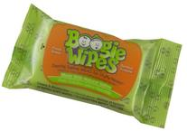 "Boogie Wipes Fresh Scent - 10 Count Pack Travel Packs ""5"