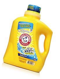 Liquid Laundry Detergent - 122.5 oz - Fresh Scent