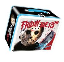 Aquarius Friday the 13th Large Tin Fun Box