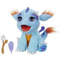 FurReal Friends Torch Doll - My Blazin' Dragon