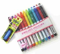 Pilot Frixion Colors Erasable Marker - 12 Color set /Value