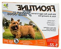 Merial Frontline Plus Flea and Tick Control for 5-22 Pound