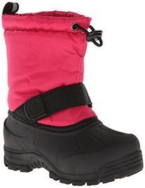 Northside Frosty Winter Boot ,Berry,12 M US Little Kid