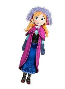 "Disney Frozen Anna 20"" Plush"
