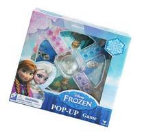 1 X New Disney Frozen Princess Elsa & Anna Board Game Pop-up