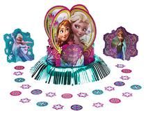 Disney Frozen Table Decorating Kit Assorted Birthday Party