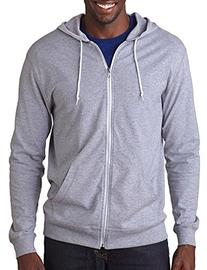 Fruit Of The Loom Adult Sofspun Full-Zip Hooded T-Shirt,