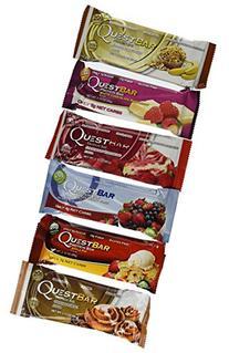 Quest Nutrition- Quest Bar Fruit Lovers Bundle- 2 of Each