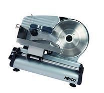 Nesco FS-250 food slicer Stainless