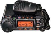 Yaesu FT-857D Amateur Radio Transceiver - HF, VHF, UHF All-