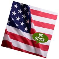 Costway 3' x 5' FT USA US U.S. American Flag Polyester Stars