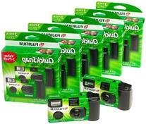 Fuji 35mm QuickSnap Single Use Camera, 400 ASA  Category: