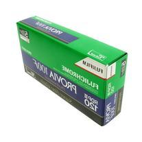 Fujifilm Fujichrome Provia 100F Color Reversal Film ISO 100