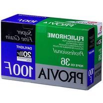 Fujifilm Fujichrome Provia RDP III 100F Color Slide Film ISO
