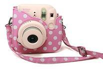 CAIUL Compatible Mini 8 8+ 9 Camera Case Accessories Bundle